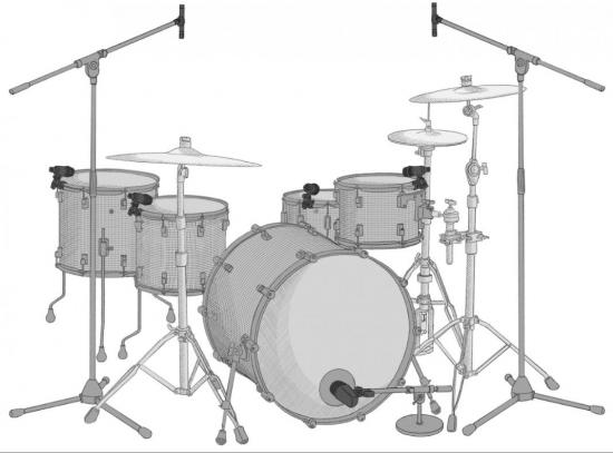 Drum-Set Session I