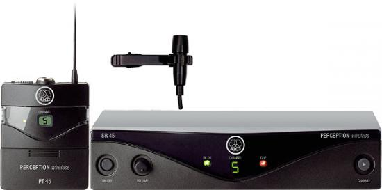 AKG PW45 Presenter-Set