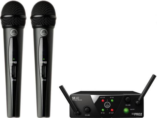 WMS40-Mini Dual Vocal-Set