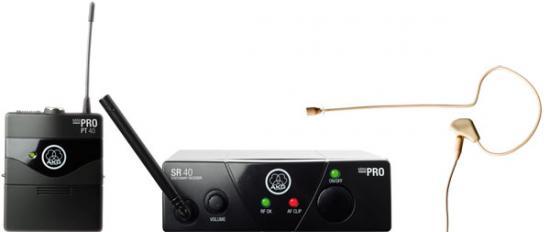 WMS40-Mini Earmic Ohrbügelmikrofon