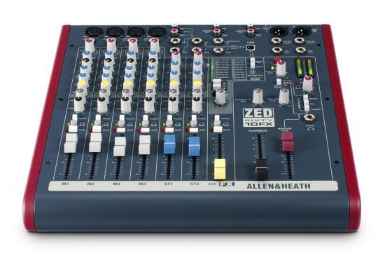 Mischpult ZED60-10FX