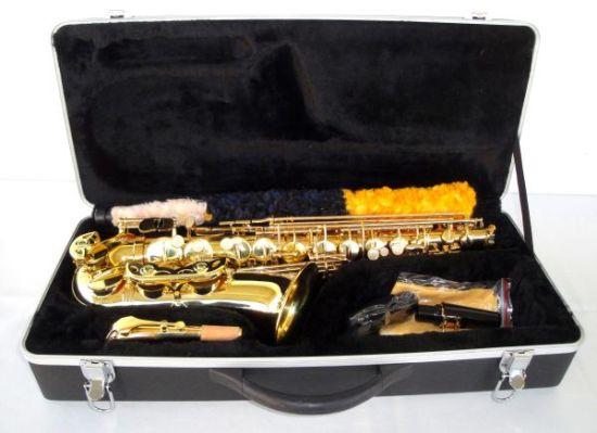 Alt-Saxophon defekt