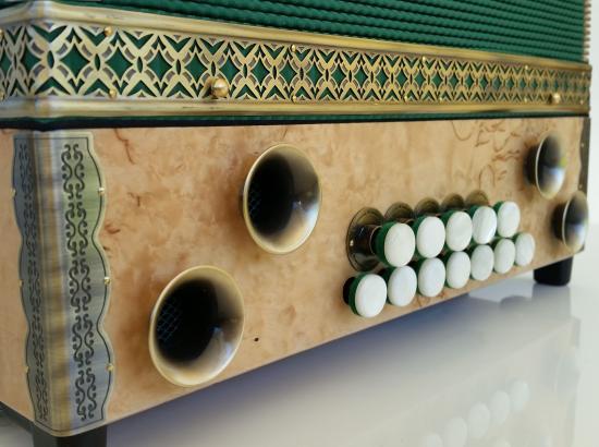 kleiner-Bazi Steirische Harmonika