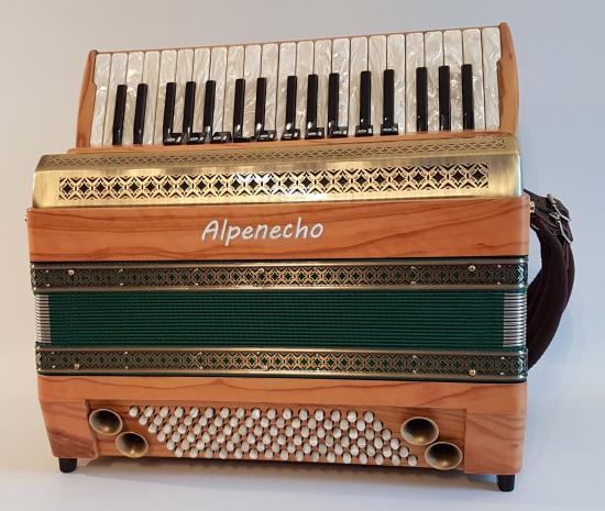 Waidler 96-Bass Akkordeon
