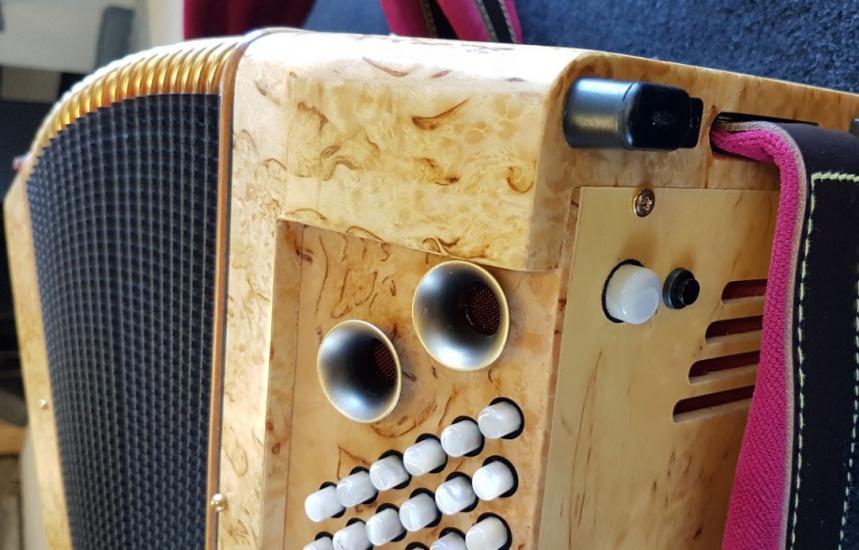 Steirerman 96-Bass Midi-Akkordeon
