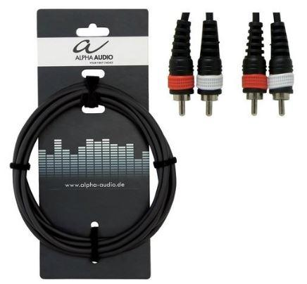 Kabel Stereo-Chinch 3m