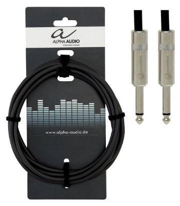 Instrumentenkabel Klinke-Klinke 3m