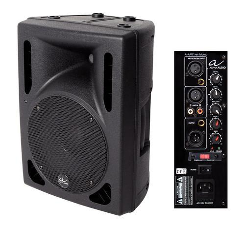 Aktiv-Box A-Amp ten Biamp