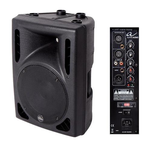 Aktiv-Box A-Amp twelve Biamp