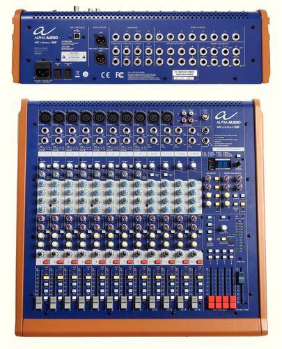 Mischpult MIX-sixteen DSP