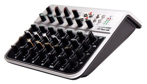 Mischpult Alpha Audio Mix four USB