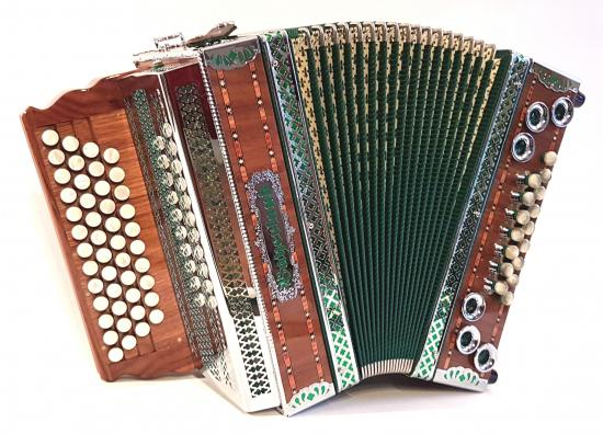 Harmonika Profi-4-NS
