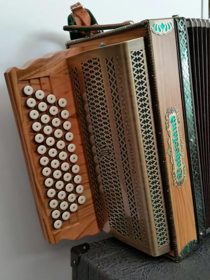 Harmonika Profi4PS 3-Chörig