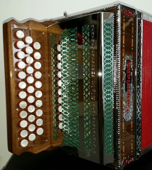 Harmonika Profi3N 3-Chörig