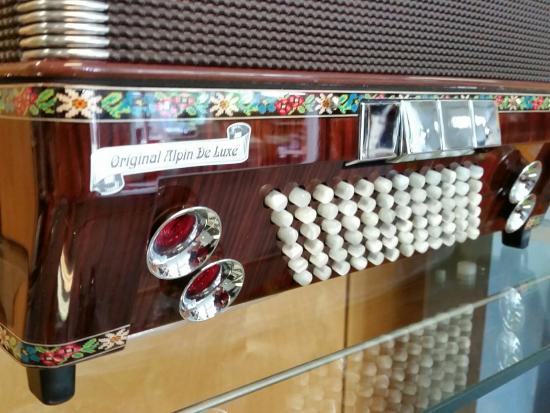 Alpina-Luxus 72 Palisander