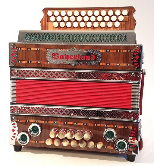 Harmonika Profi-3-NS 2-Chörig