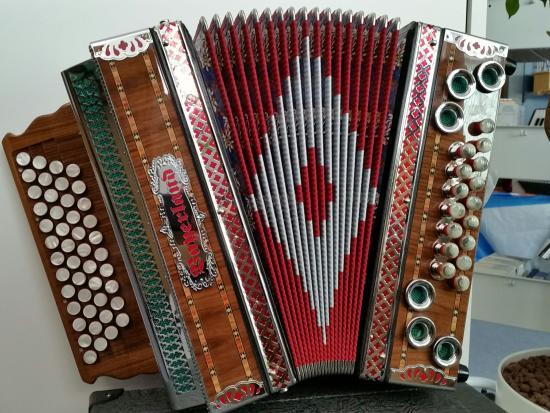 Harmonika Profi4N 3-Chörig