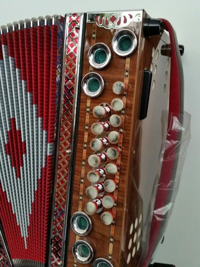 Harmonika Profi-4NS Solist-Stimmen