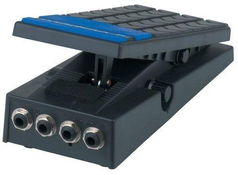 Schalter und Pedal Volumenpedal