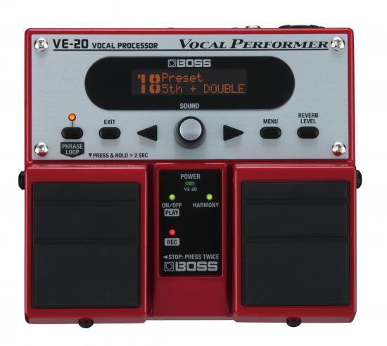 VE-20 Vocal Performer