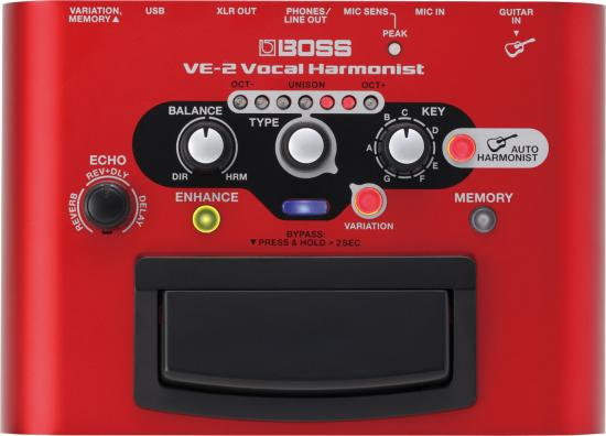 VE-2 Vocal-Harmonist