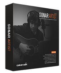 Sonar Artist Recording-Software