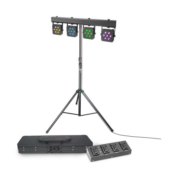MultiPAR2 Lichtanlagen-Set