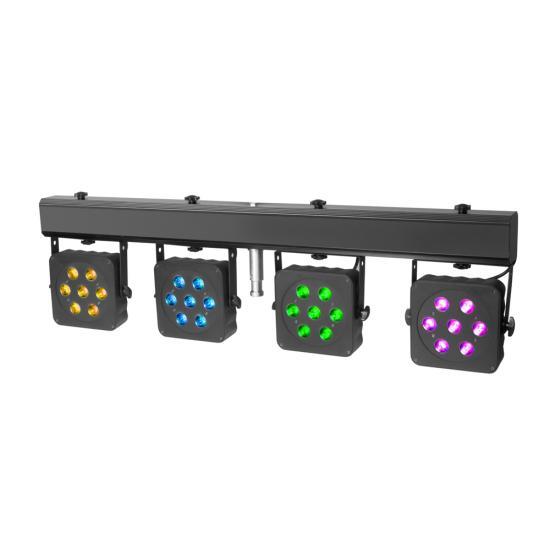 MultiPAR2 LED-Lichtanlage