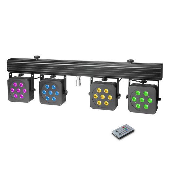 MultiPAR3 LED-Lichtanlage