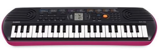 SA-78 Kinder-Keyboard