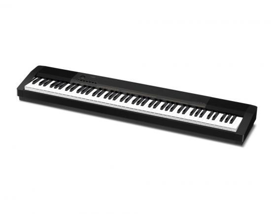 CDP-130BK Kompaktpiano Schwarz