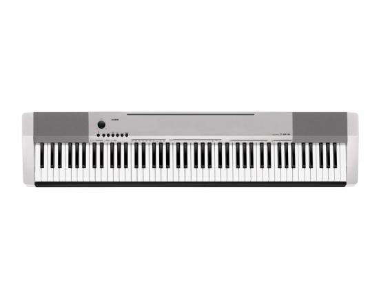 CDP-130SE Kompaktpiano Silber