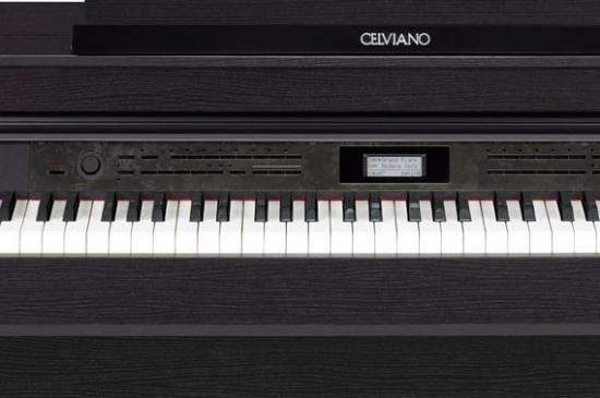 Digital-Piano AP-650 MBK Celviano