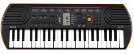 SA-76 Kinder-Keyboard