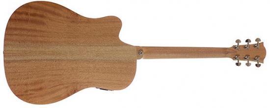 FL1EC-BM Fat Lady Bunya Maple E-Akustikgitarre