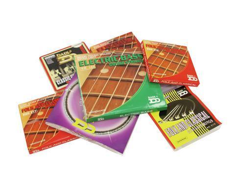 Western-Gitarren-Saiten 012-054