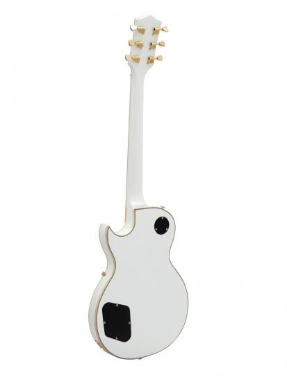 LP-520 E-Gitarre weiß/gold