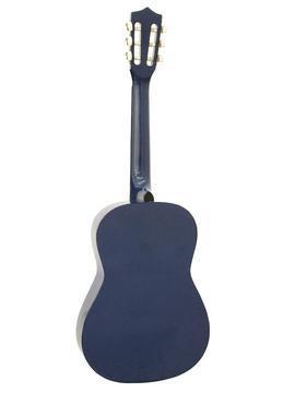 AC-303 blau Klassik-Gitarre 3/4