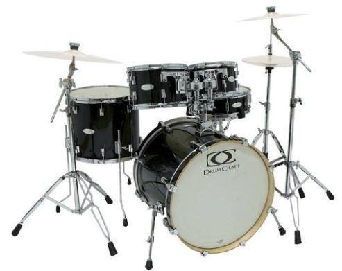 Progressive-5 Drumset Shadow-Black