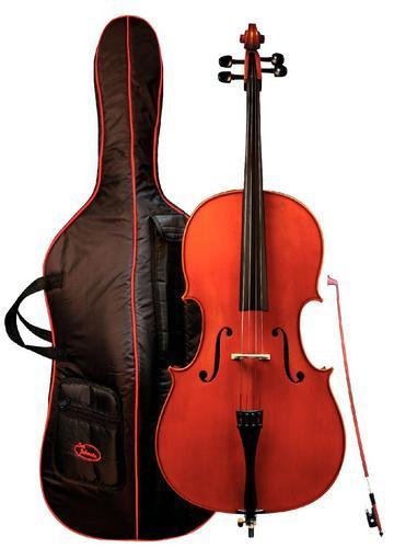 Cellogarnitur Ideale 3/4