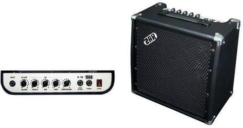 E-Bass-Combo-Verstärker Zar B-40