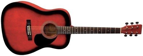 D1 Redburst Akustikgitarre