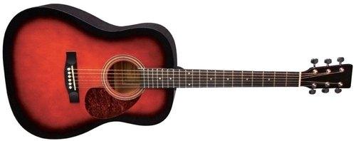 D1 Violinburst Akustikgitarre
