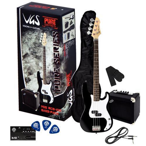 E-Bass RCB-100 Bass-Pack