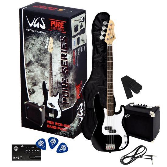 E-Bass VGS RCB-100 Bass Pack Sunburst