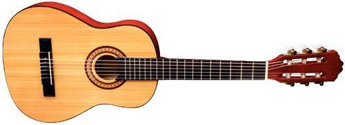 Konzertgitarre Student 1/4-Größe