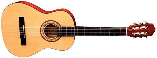 Konzertgitarre Almeria Student 3/4 Größe
