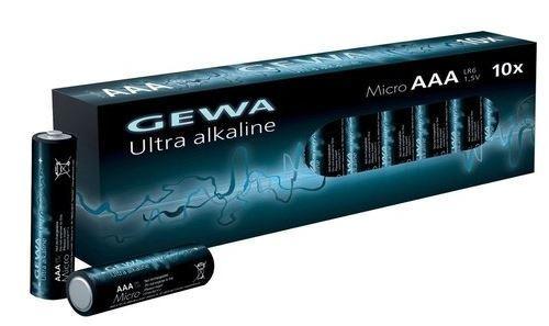10 Stück AAA-Batterien 1,5V