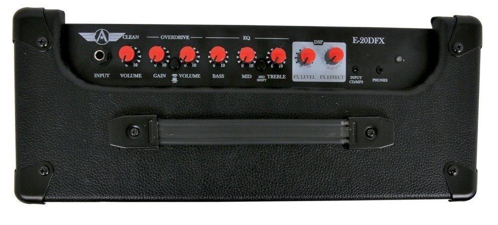 E-20DFX ZAR Amps