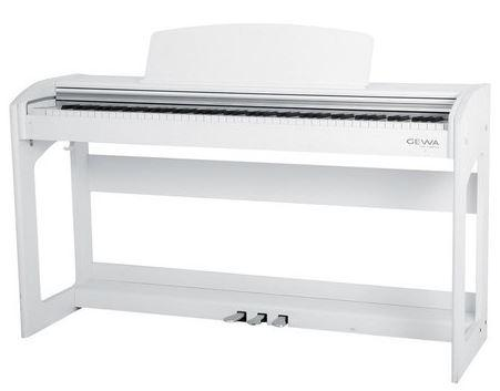 DP240G Digitalpiano Weiß